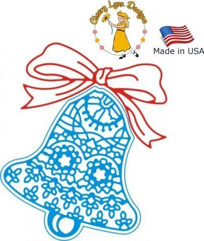 Cheery Lynn ,USA - Шаблон за рязане и ембос dl163