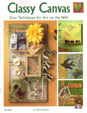 CLASSY CANVAS BOOK - Книжка наръчник