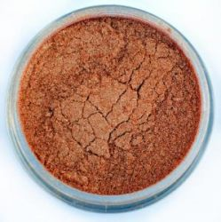 COSMIC SHIMMER MICA pigment  -COPPER