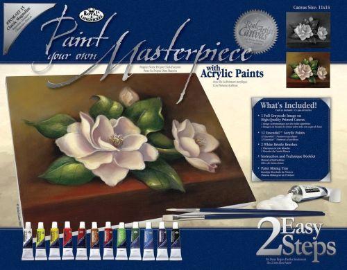 PAINTING MASTER SET - Мастър сет рисуване на платно 350 X 280mm * SET15