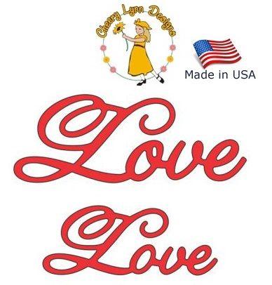 Cheery Lynn ,USA - Шаблон за рязане и ембос / B227