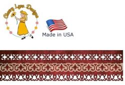 DIE by Cheery Lynn USA - Шаблони за рязане и ембос / b521