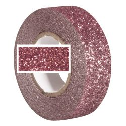 RAYHER GLITTER  tape - Брокатно тиксо  15мм х 5м ANTIQUE