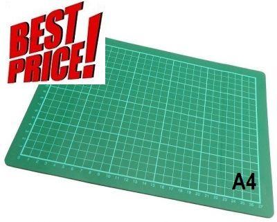CRAFT MAT A4+  - самовъзстановяваща се подложка за рязане  22х30 см