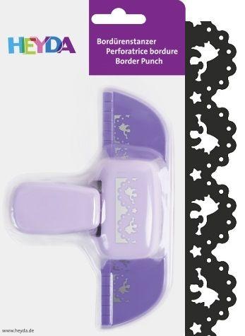 Border Punch HEYDA - Дизайн бордюрен пънч ANGELS