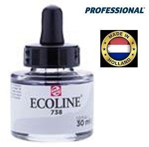 ECOLINE PROFESSIONAL 30ml - Течен акварел 738 /  COLD GREY LT