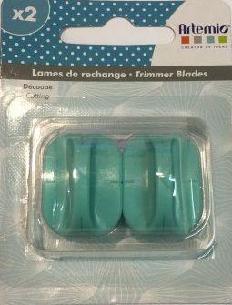 ARTEMIO TRIMMER blades: CUTTING - Резервни ножове за тример