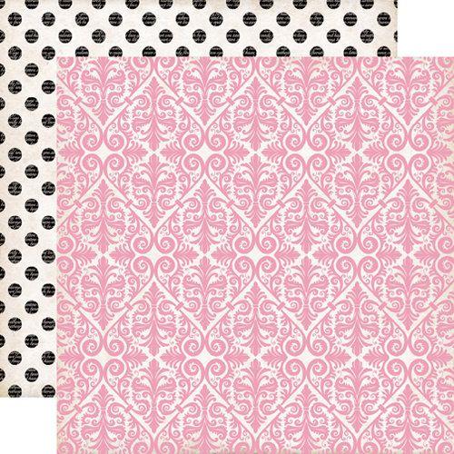 ECHO PARK USA # YOURS TRULY - Двустранен дизайнерски картон 30,5 х 30,5 см.