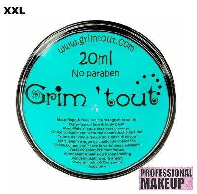 GRIM TOUT AQUA FACE PAINT - `AQUA` Боя за лице и тяло 20ml  LAGOON