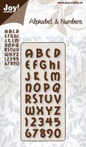 ALPHABET JOY Crafts -Щанца за рязане  6002/0139