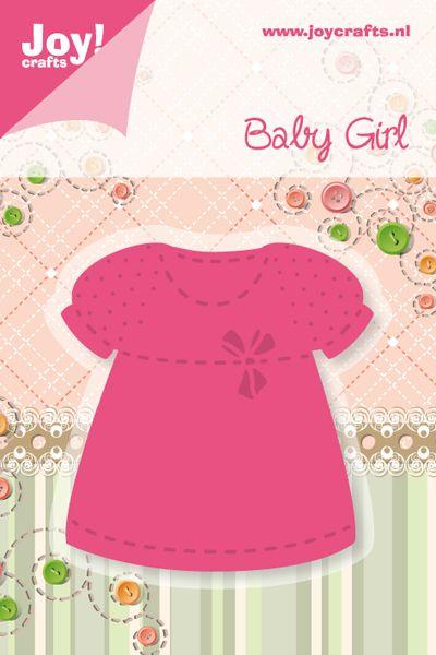 BABY GIRL JOY Crafts - Шанца за рязане 6002/0213