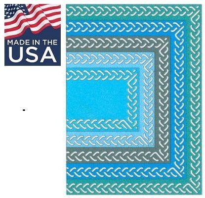 Cheery Lynn ,USA - К-кт шаблони за рязане и ембос / dl191