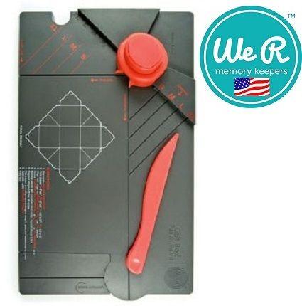 BOARD & PUNCH * GIFT BOX - Профи инструмент за изработка на подаръчни кутийки