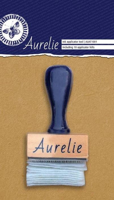 AURELIE INK Applicator  -АПЛИКАТОР за мастило + дръжка
