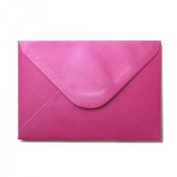 CENTURA ENVELOPES C6 England - Перлени пликове 114 X 162 мм. FUCHSIA