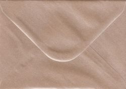 CENTURA ENVELOPES C6 England - Перлени пликове 114 X 162 мм. MINK