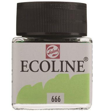 TALENS ECOLINE 30ml - Течен акварел 666