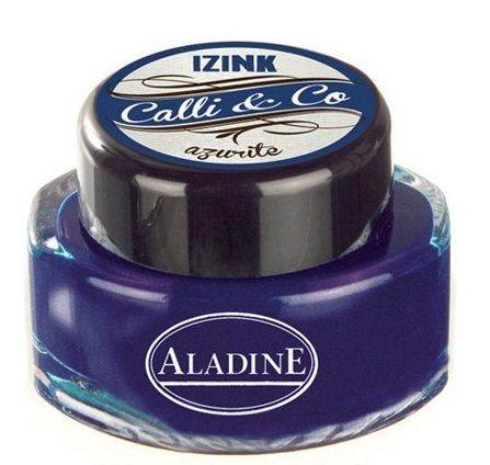 ALADINE CALLIGRAPHY Ink - Калиграфско мастило AZURITE