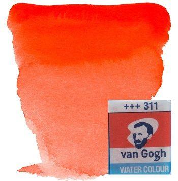 VAN GOGH WATERCOLOUR PAN - Екстра фин акварел `кубче` # Velmilion 311