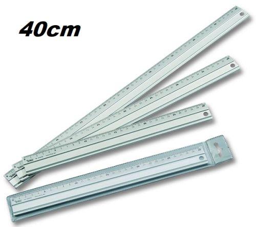 ALUMINIUM RULER - Алуминиева линия 40 см от Folia,Germany