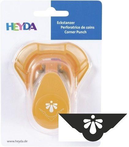 HEYDA Corner Punch  - Дизайн пънч FAN