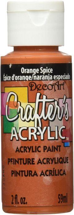 CRAFTERS ACRYLIC USA 59 ml - Orange Spice
