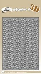 3D-embossing folder DROPS 105x148mm- 3D Ембос папка