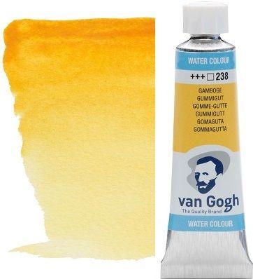 VAN GOGH WATERCOLOUR - Екстра фин акварел 10мл # Gamboge 238