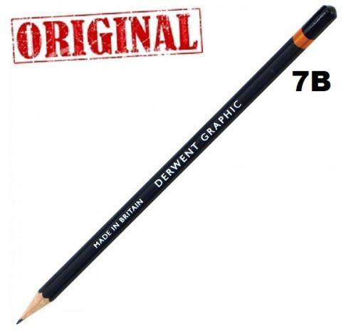DERWENT GRAPHIC 7B - Дизайнерски графитен молив 7B