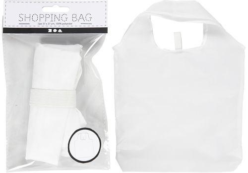 SHOPPING BAG - ЧАНТА за пазар супер портативна 37 X 37 см.