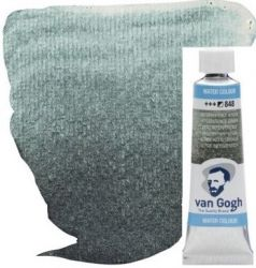 VAN GOGH WATERCOLOUR - Екстра фин акварел 10мл # INTERFERENCE GREEN