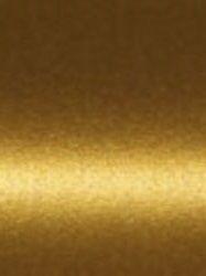 PEARL - Двустранен перла-металик картон 285гр # 51x72cm. СТАРО ЗЛАТО