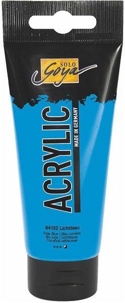 Goya ACRYLIC 100ml - Фин акрил  LT BLUE