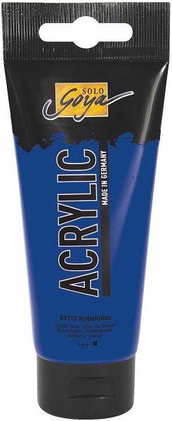 Goya ACRYLIC 100ml - Фин акрил  COBALT BLUE