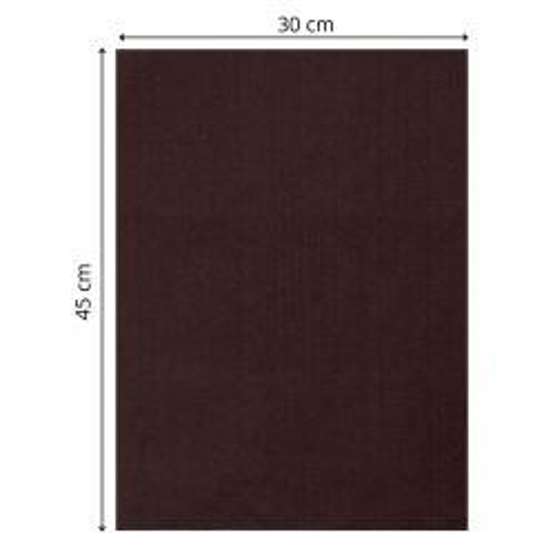 CREATIVE, Designer Felt - Дизайнерски филц 3,5мм  30 x 45 см. - Brown