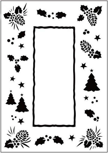 Crafts,UK -универсална ембос папка -10,5x15 cm.