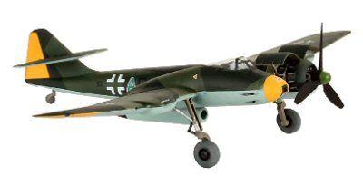 REVELL -1/72 Blohm & Voss BV P 194