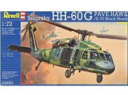 REVELL -1/72 UH-60 Blackhawk US-Army