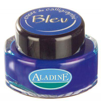 ALADINE CALLIGRAPHY Ink - Калиграфско мастило СИНЬО
