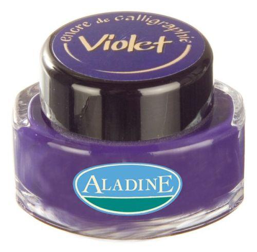 ALADINE CALLIGRAPHY Ink - Калиграфско мастило VIOLET